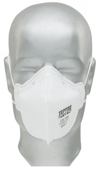 Feinstaub- Faltmaske FF P2 , 4202
