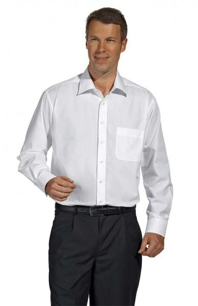 Herren- Hemd langarm weiß 12/629