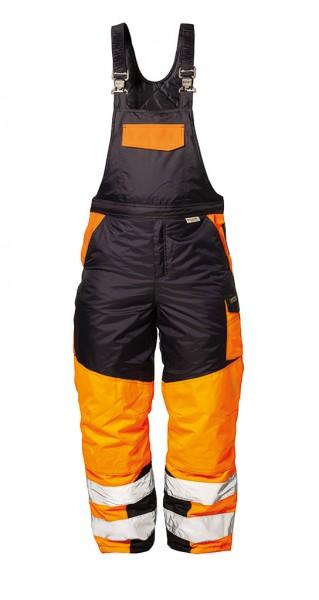 Warnschutz Winter- Latzhose 22717