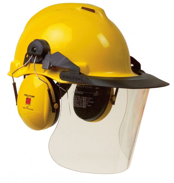 Waldarbeiter- Helm GP24 , 4011