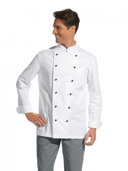 Kochjacke mit Brusttasche 12_2840