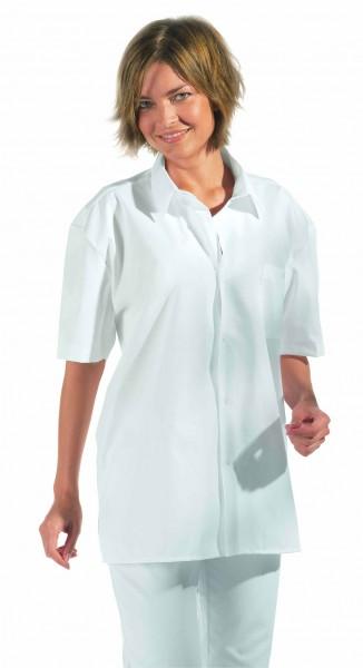 Hemd kurzarm aus 100% Baumwolle 12/628