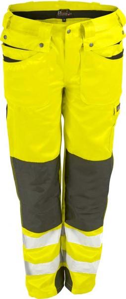 PTW-HO gelb Warnschutzhose Bund