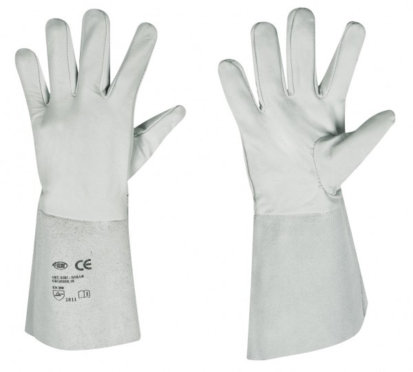 Nappalederhandschuhe BIHAR 0270