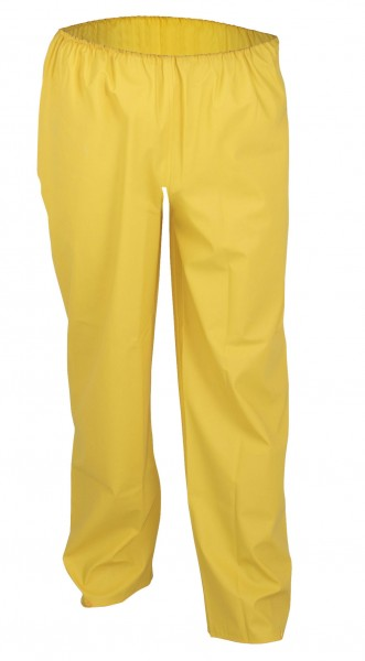 PU- Stretch- Regenhose YELLOW PULC/500