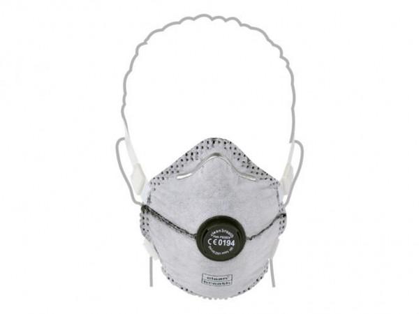 Feinstaubmasken FFP3 mit Aktivkohle