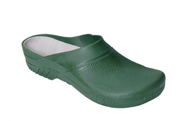 EUROMAX Garten- Clogs, grün 35017