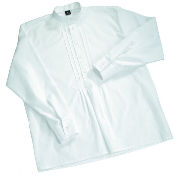 FHB Staude Zunft- Hemd BEN 90009 weiß