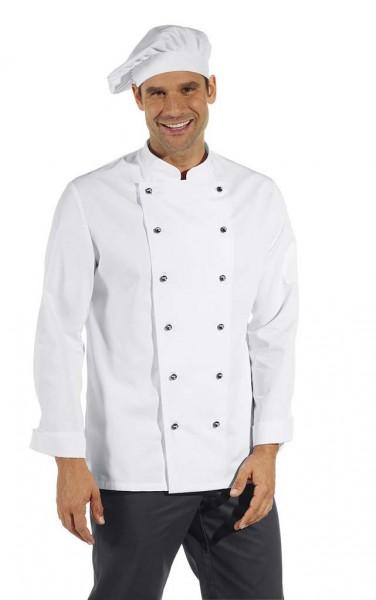 Moderne Kochjacken weiß 12/8790