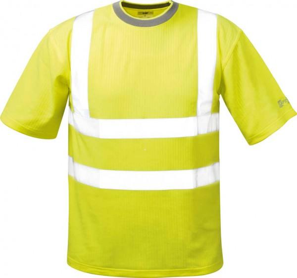 Warnschutzshirt STEVEN Mischgewebe 22697