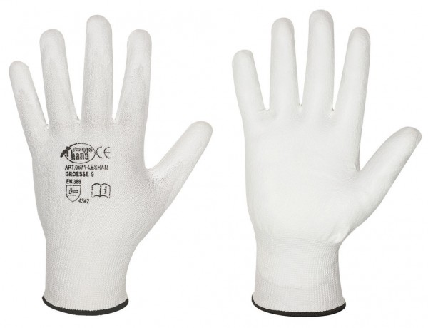 PU- Handschuhe LESHAN 0815